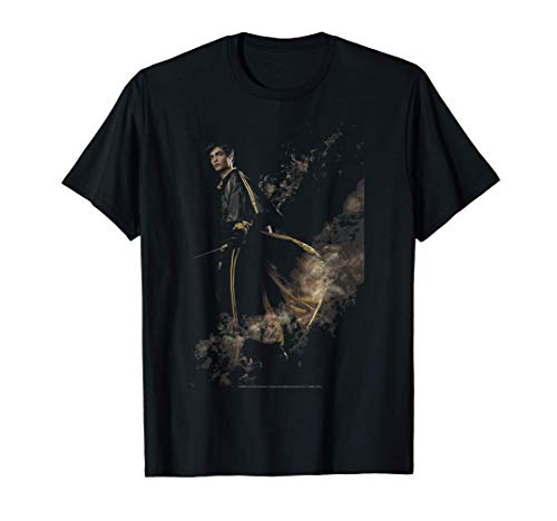 Harry Potter Cedric Diggory Dark Portrait T-Shirt