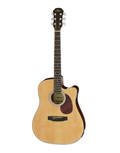 ARIA ADW-01CE N Electro-Cutaway Guitarra acústica natural