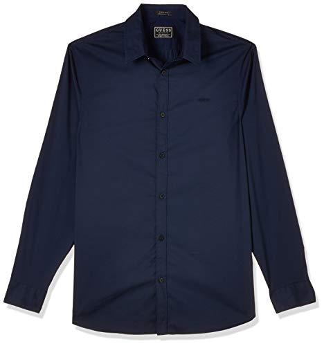 Guess M01H25 W7ZK0 - Camisa para Hombre
