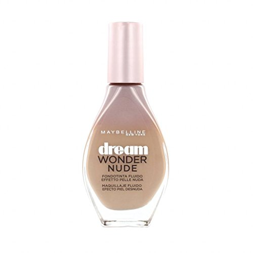 Maybelline Dream Flawless Nude Foundation Number 048, Sun Beige …