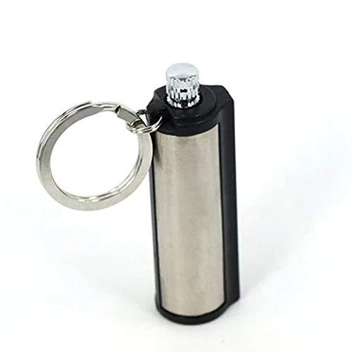 Ballylelly Arme à feu extérieure de Bande de magnésium de bâton de feu de Silex de Secours de Survie avec Le Silex de grattoir dentelé