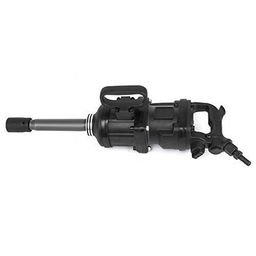 VEVOR Pneumatischer Schlagschrauber 5800 Nm, Druckluft-Schlagschrauber 3400 U/min, Hochleistungs-Stift-Schlagwerk 175 PSI Max. Luftdruck, 1,27 cm Lufteinlass, 25 mm Treiber, Luftschlagschraube
