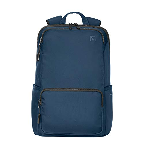 """Tucano - Terras PC Backpack, Computer, 15.6"""" Laptops, compatible with 16"""" MacBook Pro, Contemporary Design for Men and Women"""