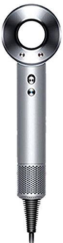 Dyson, asciugacapelli, colore argento