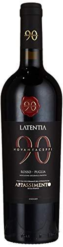 Novantaceppi Appassimento Puglia IGT Nero Di Troia Halbtrocken, 750 ml