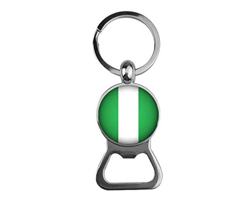 Xubu Nationaal Symbool Vlag Drinkgereedschap, Nigeriaanse Vlag Openers, Nationale Vlag Flesopeners