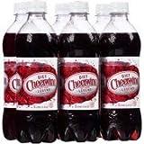 Diet Cheerwine soda pop (6pack) 16.9oz cherry soft drink plastc bottles