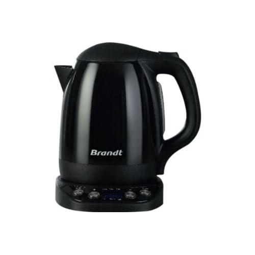 Brandt BO1200EN Bouilloire Noir 1,2 L