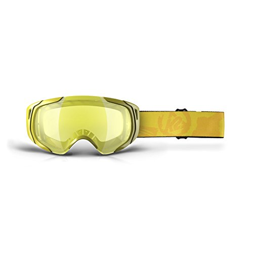 K2 Herren Schneebrille Photoantic DLX Yellow