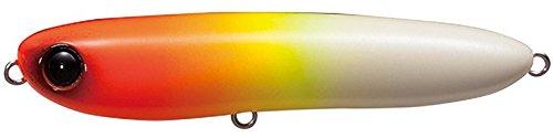 タックルハウス(TackleHouse) ペンシルベイト レジスタンス クロナッツ 67mm 6.5g オレンジヘッド #01 CR67 ルアー