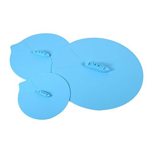 Yivibe -40 a + 130 ℃ Cubierta de Silicona de 3 Agujeros...