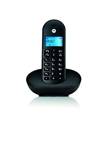 motorola schnurloses Telefon DECT T101Schwarz
