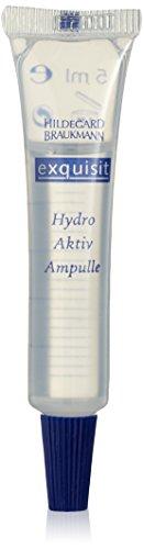 Hildegard Braukmann Exquisit femme/women, Hydro Aktiv Ampullen (3 x 5 ml), 1er Pack (1 x 15 ml)