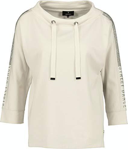 MONARI Damen Sweatshirt mit Strassärmel duene - 40