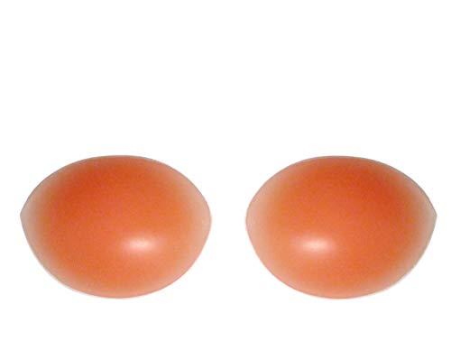 Sodacoda - 260g/Paar - Haut - Große Silikon Brüste Einlagen für BHs und Badeanzüge - passend für Körbchengröße A-D