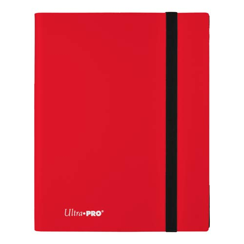 Ultra Pro 9-Pocket Eclipse Apple Red Pro-Binder