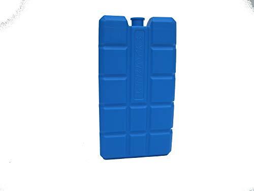 Curalit 50 Stück Kühlakku Kühlakkus für Kühltasche - Inhalt je 200ml - Zertifiziert nach EU Richtlinie 12546-3:2000 - für heiße Tage Kühlbox Kühlelemente hergestellt in der EU - lebensmittelecht