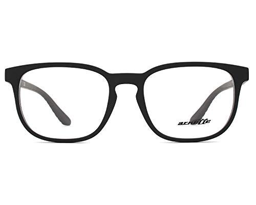Arnette Brillen Gafas de Vista DIALED AN 7139 MATTE BLACK 53/18/145 Herren