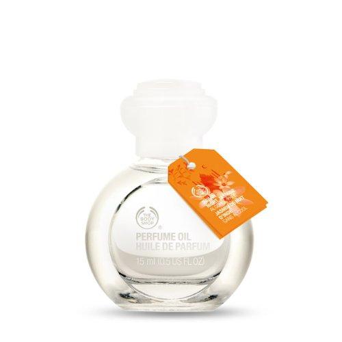 THE BODY SHOP 'INDIAN NIGHT JASMINE' PERFUME OIL 15ML