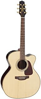 Takamine Pro Series 5 P5JC Jumbo Body Acoustic Electric Guitar with Case, Natural