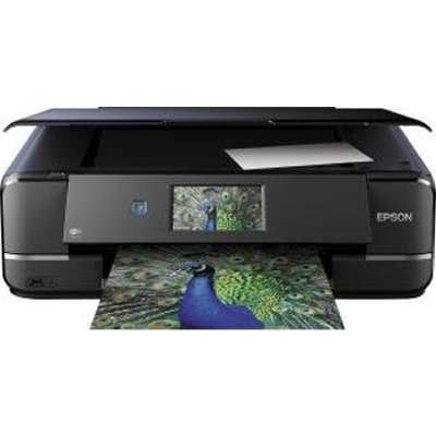 NekidCow EPSON C11CE82201 - Epson Expression Photo XP-960 Inkjet Multifunction Printer - Col