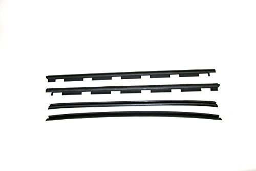 Price comparison product image Fairchild Automotive KG2040 Inner and Outer Belt Weatherstrip Kit (Driver Side & Passenger Side)
