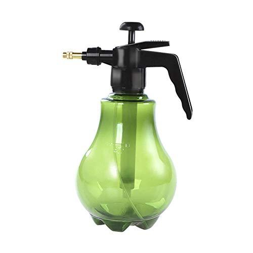 XIEYI Botella de Spray neumática de 1,5 l Botella de Spray de reutilización Planta de Limpieza del hogar riego por aspersión de jardín rociador de Agua de Flores-Green_1