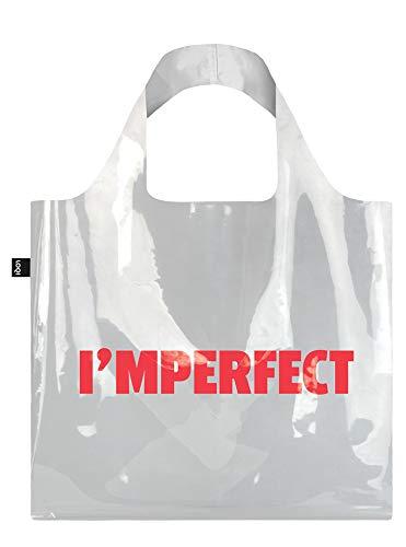 LOQI LOQI TRANSPARENT I'mperfect Bag Travel Tote Transparent