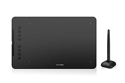 XP-Pen Deco 01 V2 Drawing Tablet 10x6.25 Inch Graphics Tablet