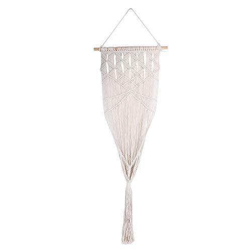 Yissone Hamaca colgante para gatos con cuerda de algodón, para decoración del hogar, jardín