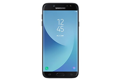 Samsung Galaxy J7 2017, Smartphone libre (5.5'', 3GB RAM, 16GB, 13MP/Versión europea), color Negro