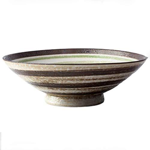Tazón Japonés cubo tazón de cerámica - Sopa de inicio personalizada retra del cuenco hotel de vajilla vajillas hogar, tazón retro