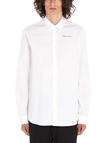 OAMC Luxury Fashion Mens OAMP603685100 White Shirt | Fall Winter 19