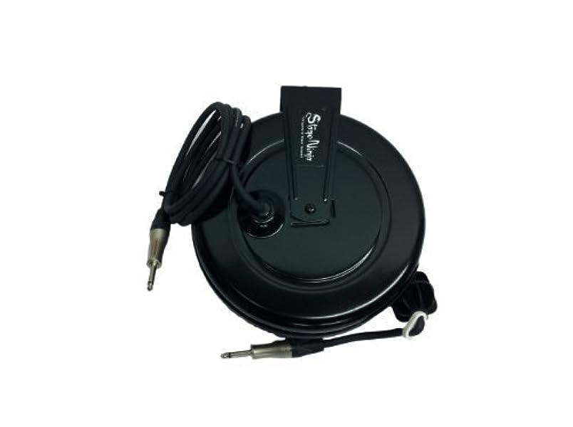 鋼気楽な委任する40 Foot/16-Gauge/2 Pole Retractable Speaker Cable [並行輸入品]