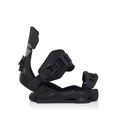 Drake Reload black Snowboard bindingen :