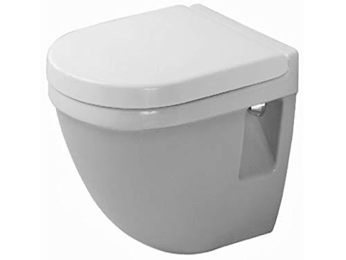 Duravit Wand-WC tief STARCK 3 COMPACT 360x485mm weiß WG