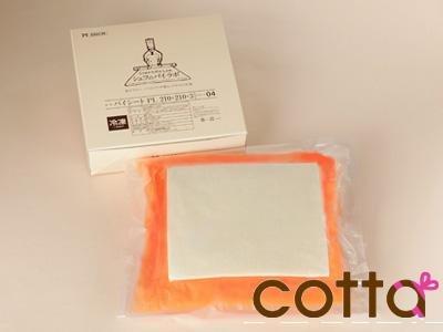 リボン食品 [冷凍] パイシート(角型)PL210×210×3-04 (15枚入)