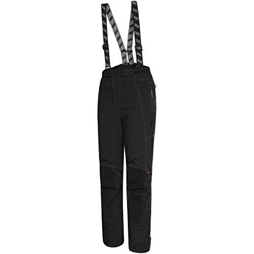 Rukka Flexina Damen Motorradhose Gtx, Farbe schwarz, Größe 36 lang