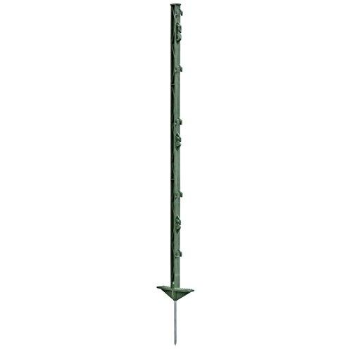 Weidezaunpfähle 105cm hoch,grün 20 St. im Karton - 2