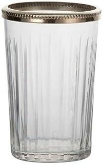Lene Bjerre in vetro scandinavo nordico Portaspazzolino Kassia
