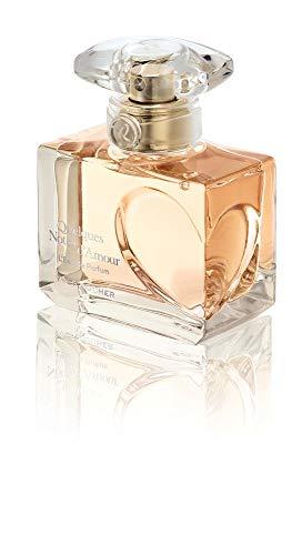 Yves Rocher QUELQUES NOTES D'AMOUR Eau de Parfum, sinnlich romantisches Parfum, mit Rose & Hölzern, Valentinstag Geschenkidee für Frauen, 1 x Zerstäuber 30 ml