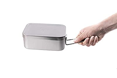 ESEE Knives Aluminum Mess/Survival Tin