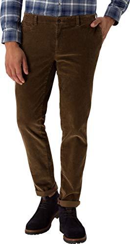 BRAX Style Fabio in Pantaloni, Toffee, 33W/ 34L Uomo