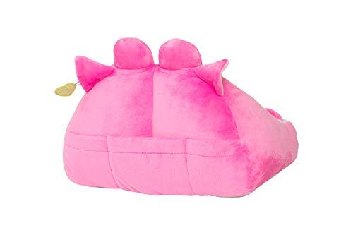 Thinking Gifts Cuddly Reader Kiki Kitty Atril Infantil, Espuma Forrada en Tela...