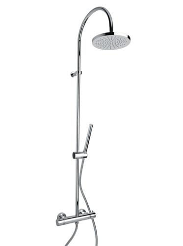 Paini Shower Line Colonna Doccia Esterna Termostatica
