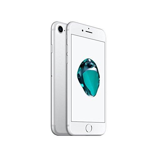 TIM Apple iPhone 7 32GB Single SIM 4G 32GB Silver - Smartphones (11.9 cm (4.7'), 32 GB, 12 MP, iOS, 10, Silver)