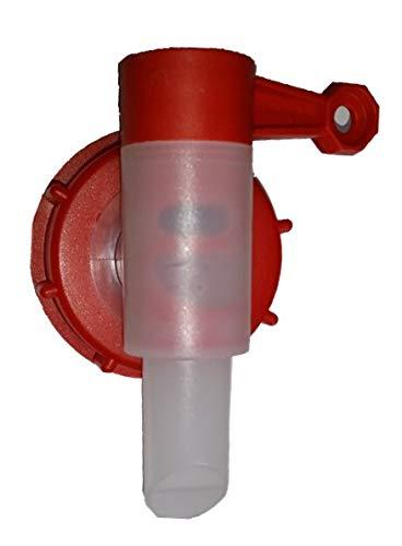 7x Fluxx Grifo DIN 61Ah 23/61para 15–60l Bidón Bidón grifo dosificación (sabeu
