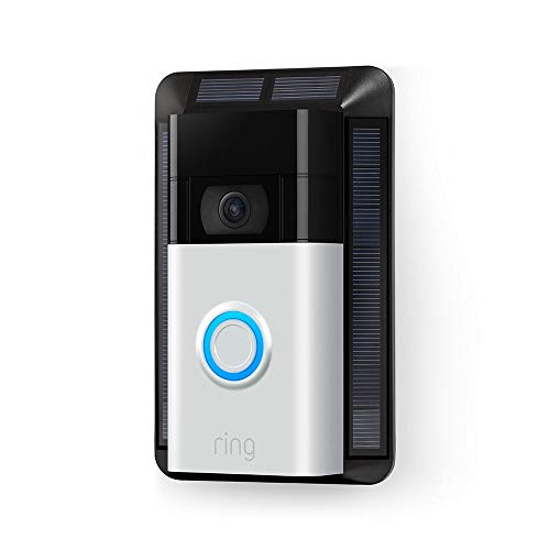 Cargador solar para Ring Video Doorbell