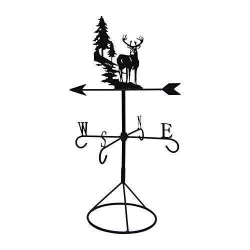 Pine Ridge Reh-Wetterfahne Becherbaum