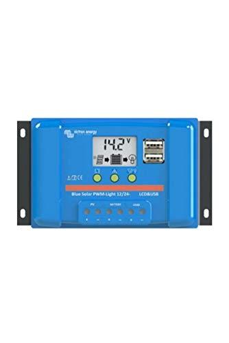 Victron Energy - Régulateur BlueSolar PWM 20A